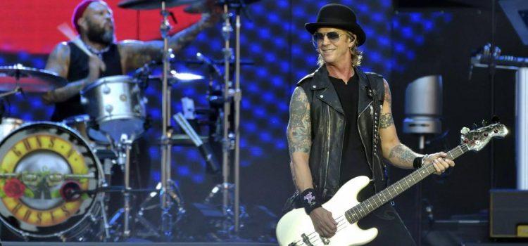 Duff McKagan lanzó el segundo adelanto de su nuevo disco