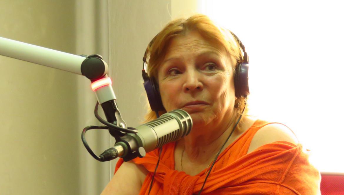 Actitud Solidaria: Hablamos con Marta Iriberri sobre cómo van las obras en pediatría