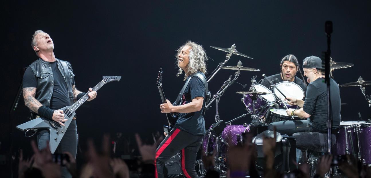 Metallica tocará con la orquesta de San Francisco a 20 años de su disco sinfónico