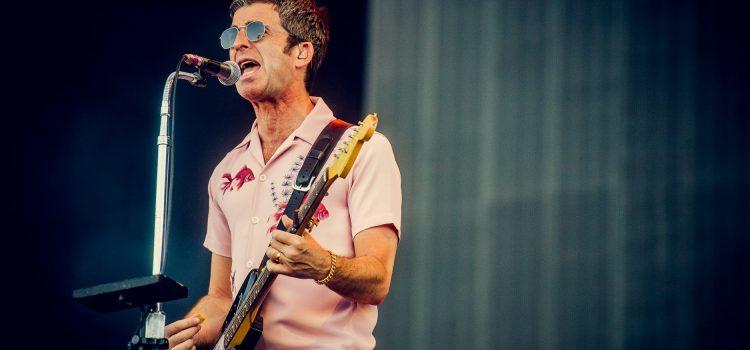 Smashing Pumpkins y Noel Gallagher salen juntos de gira