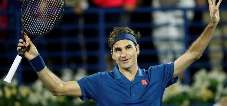 Federer tiene otra cita con la historia: quiere llegar a los 100 títulos