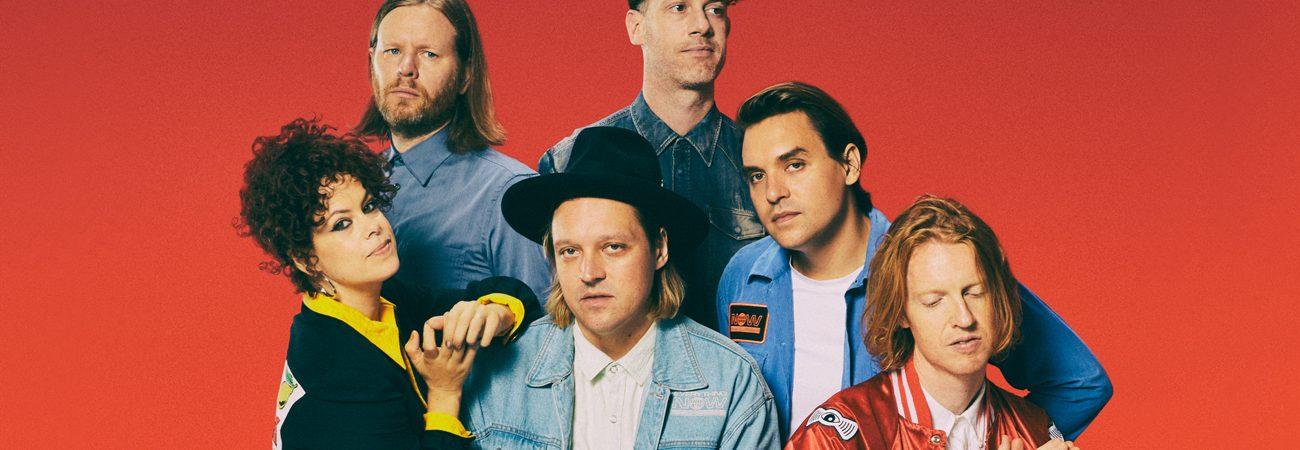 Escuchá la canción que hizo Arcade Fire para Dumbo