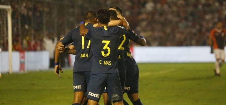 Boca goleó, se clasificó a la Copa Libertadores 2020 y mandó al descenso a San Martín