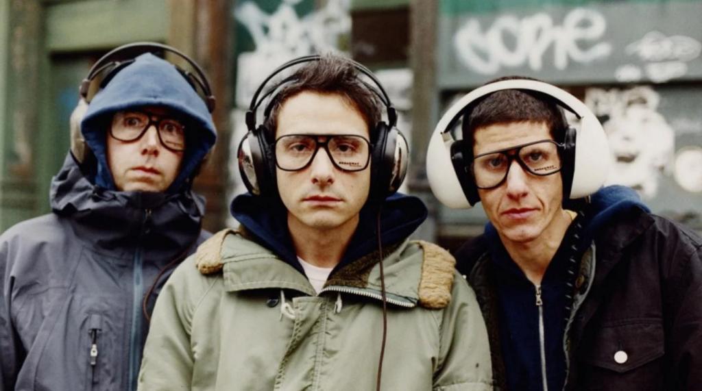 Los Beastie Boys anunciaron tres shows