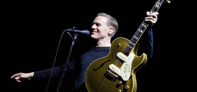 Bryan Adams tiene nuevo disco: «Shine  a light»