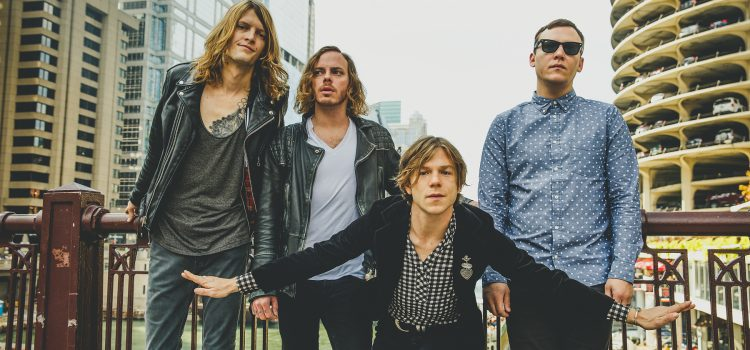 """Cage the Elephant lanzó """"Night Running"""", junto a Beck"""
