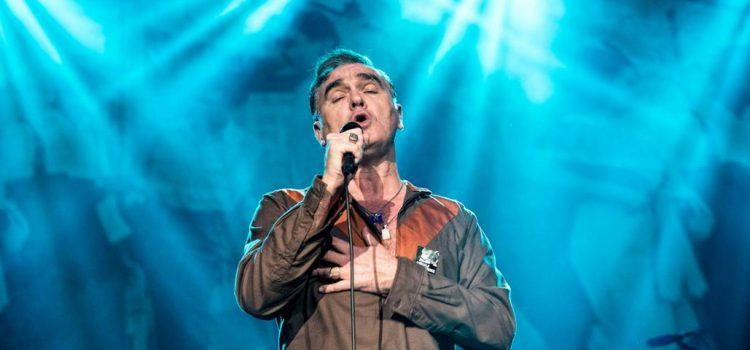 "Morrissey interpretó ""I Won't Share You"" de The Smiths por primera vez en vivo"