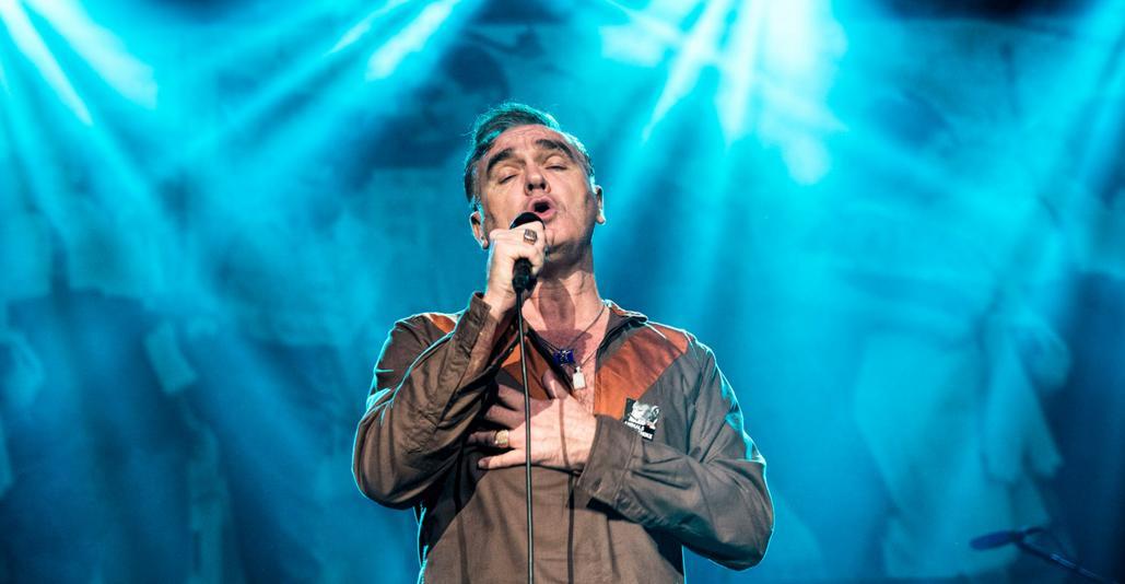 """Morrissey lanzó """"Morning Starship"""", una nueva canción de su disco de covers"""