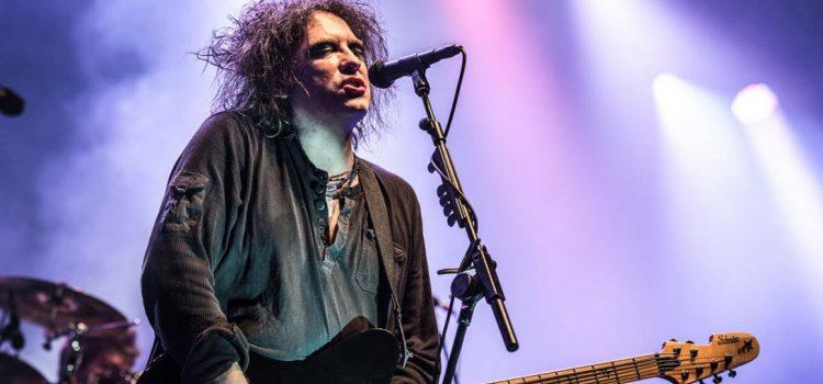 Robert Smith confirma que The Cure ya tiene listo un nuevo álbum