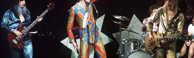 Subastan un demo de Starman de David Bowie