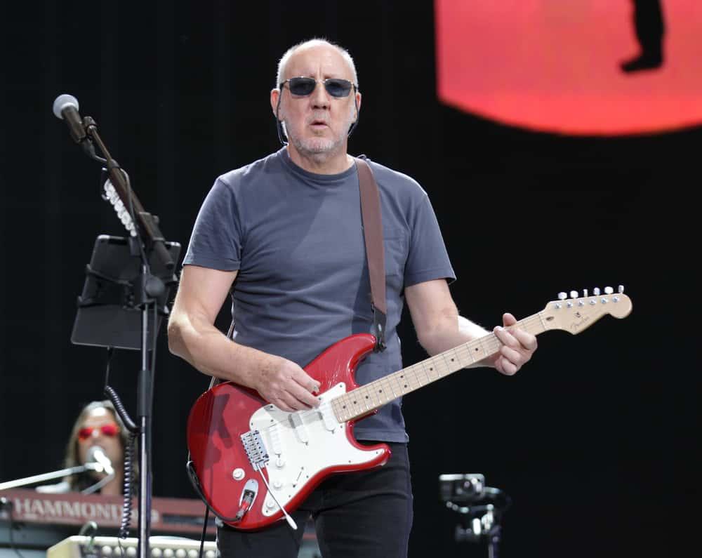 Pete Townshend de The Who se lanza como escritor