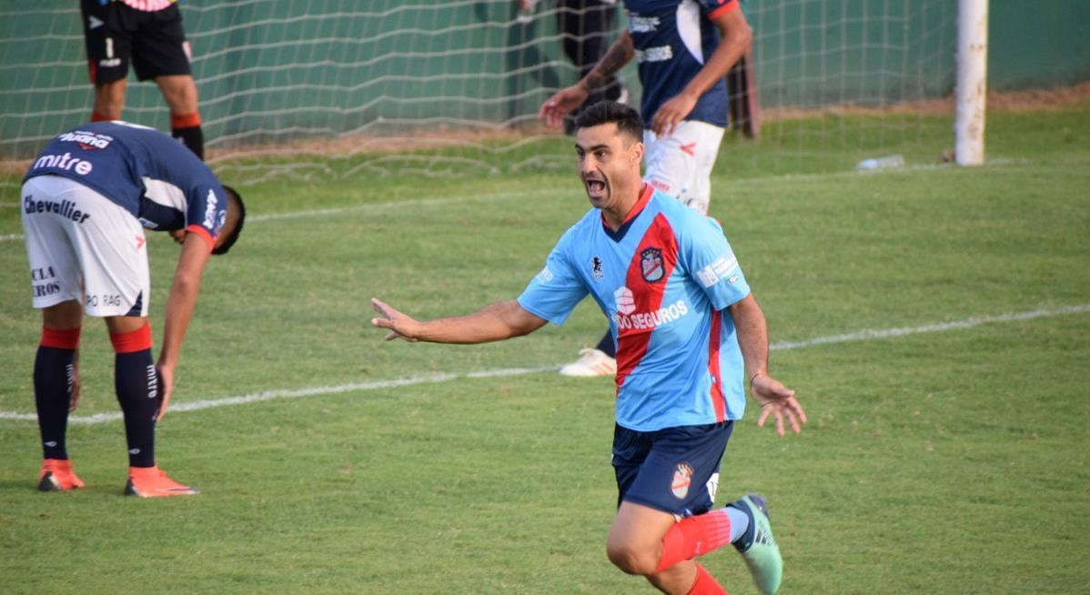 Ezequiel Cerica, un necochense con chances de jugar en la Superliga