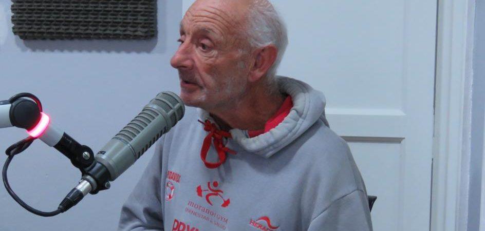 Conocimos la historia de Joaquín Soler Cardenas, el corredor más adulto de Actitud Solidaria