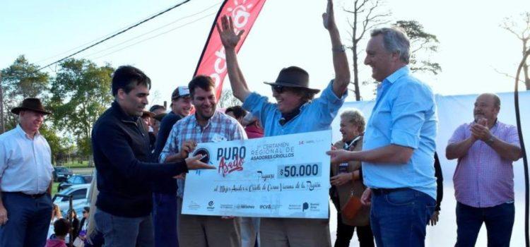 Daniel Vismara, ganador de Puro Asado, dio sus tips para una buena parrillada