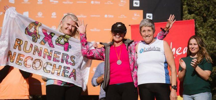 Stella Maris Palavecino y el running como fuente de juventud