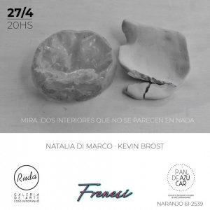 Frenesí, ciclo de vídeos @ Naranjo Borges