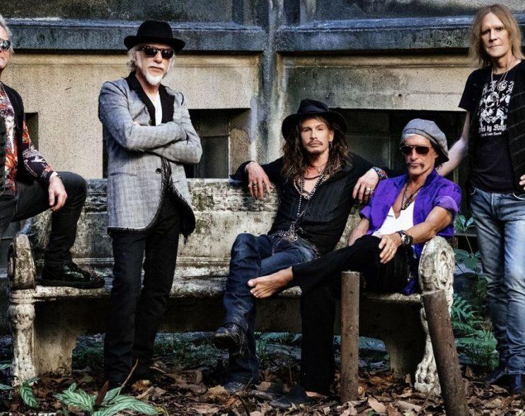 """A 26 años de """"Get a Grip"""" de Aerosmith"""
