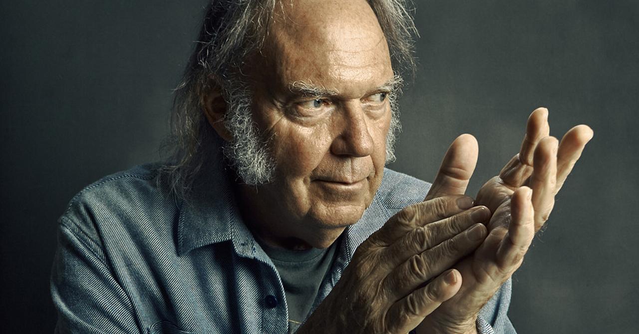 Neil Young volverá a grabar con Crazy Horse