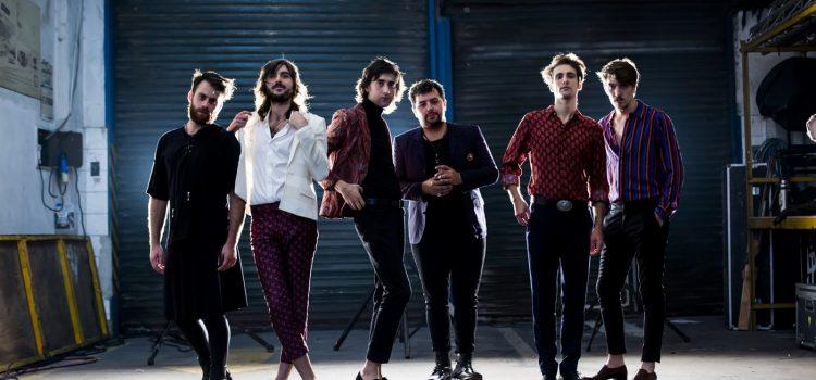 Indios lanzó «Besos en la espalda», su nuevo disco