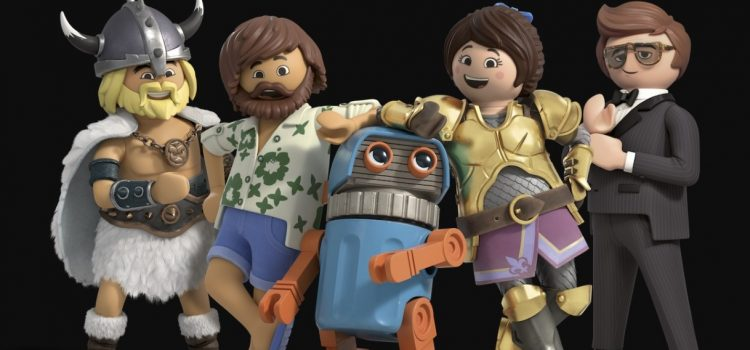 Playmobil: The Movie estrenó un nuevo trailer