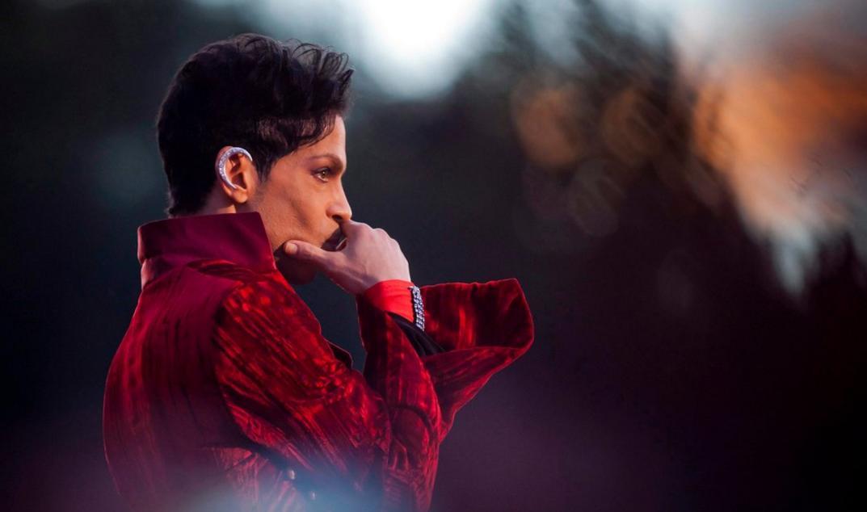 Publicarán el libro de memorias que Prince dejó inconcluso
