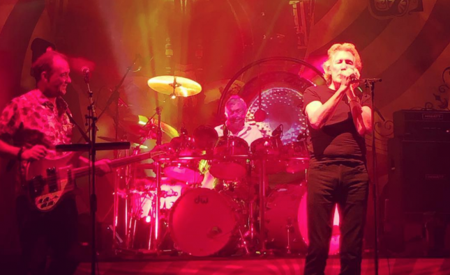 """Nick Mason y Roger Waters tocaron juntos """"Set The Controls For The Heart Of The Sun"""""""