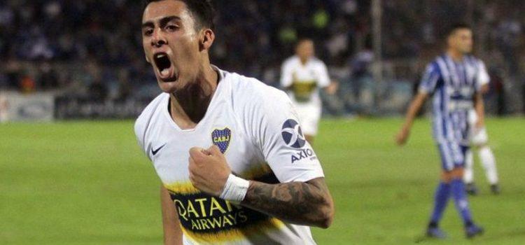 Boca le ganó a Godoy Cruz un partido caliente y con polémicas