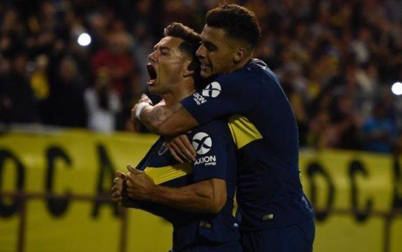 Boca le ganó 2 a 0 a Estudiantes de Río Cuarto en su debut por Copa Argentina