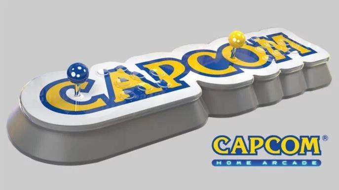 Capcom anuncia la consola más ridícula que jamás hayamos visto