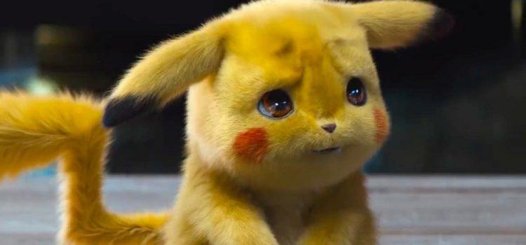 Detective Pikachu lanzó un nuevo adelanto