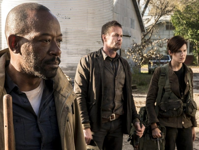 The Fear The Walking Dead: Trailer de la quinta temporada