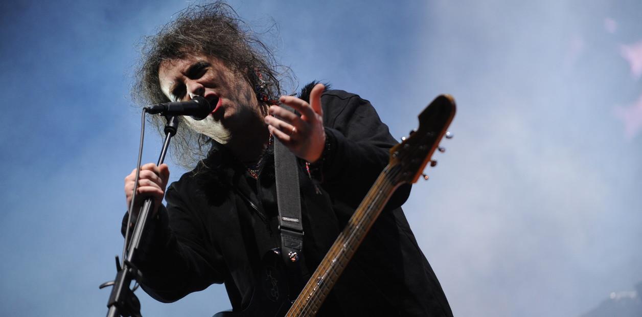 """The Cure interpretó completo """"Disintegration"""" por sus 30 años"""