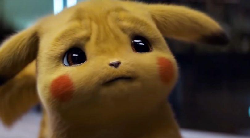 «Detective Pikachu» presentó nuevo trailer