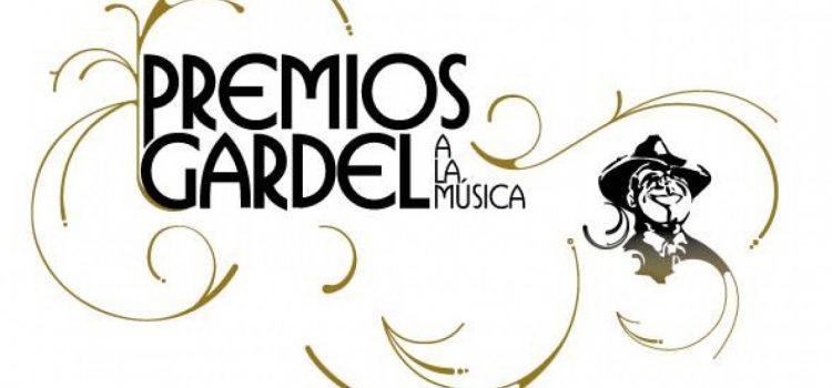 Todos los nominados a los Premios Gardel 2019