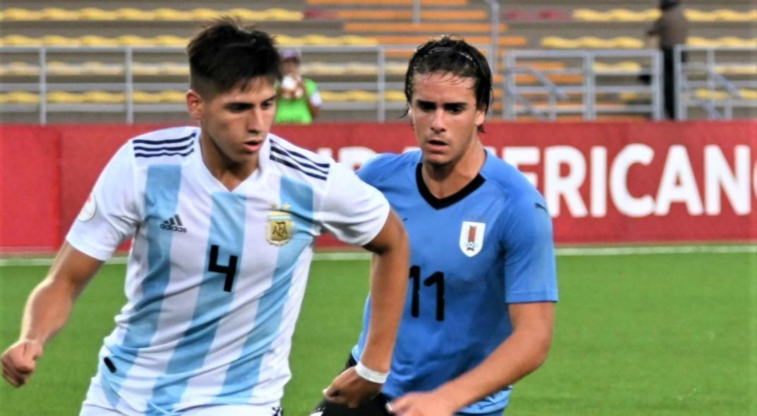 La Selección argentina Sub 17 le ganó a Uruguay y se acerca al Mundial