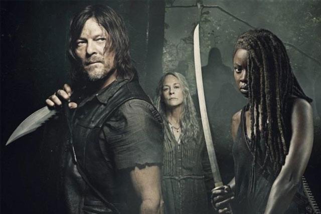 The Walking Dead estrenó el tráiler de su decima temporada