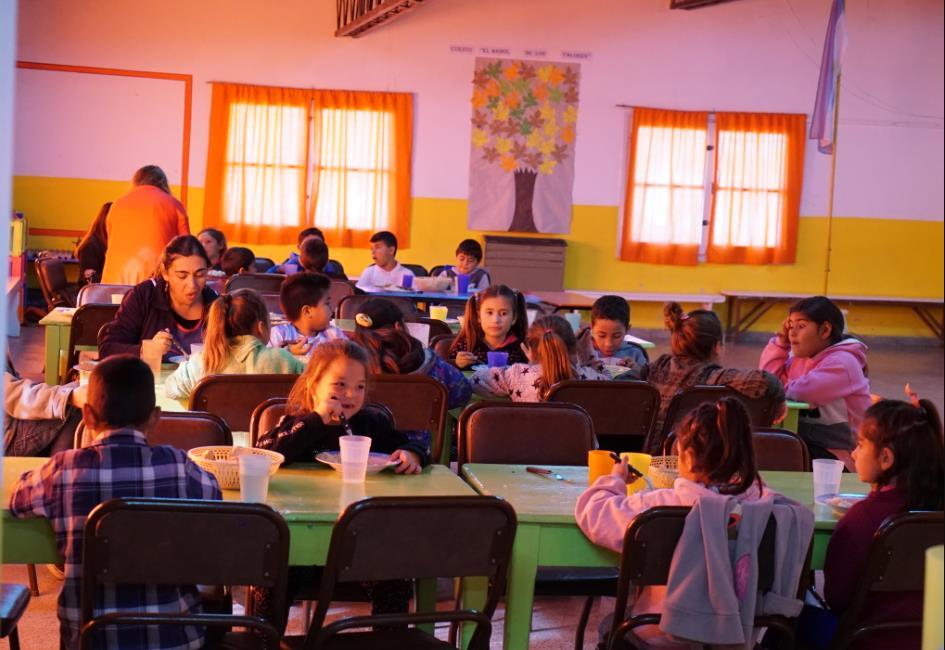 Actitud Solidaria: visitamos el C.E.C 801 Anexo