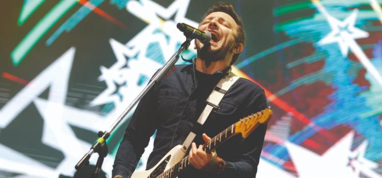 Emiliano Brancciari: «Vamos a llevarle a la gente algo que no vio nunca»