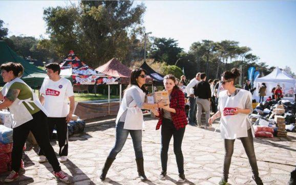 Actitud Solidaria: se podrán dejar donaciones en Tabacalera Necochea