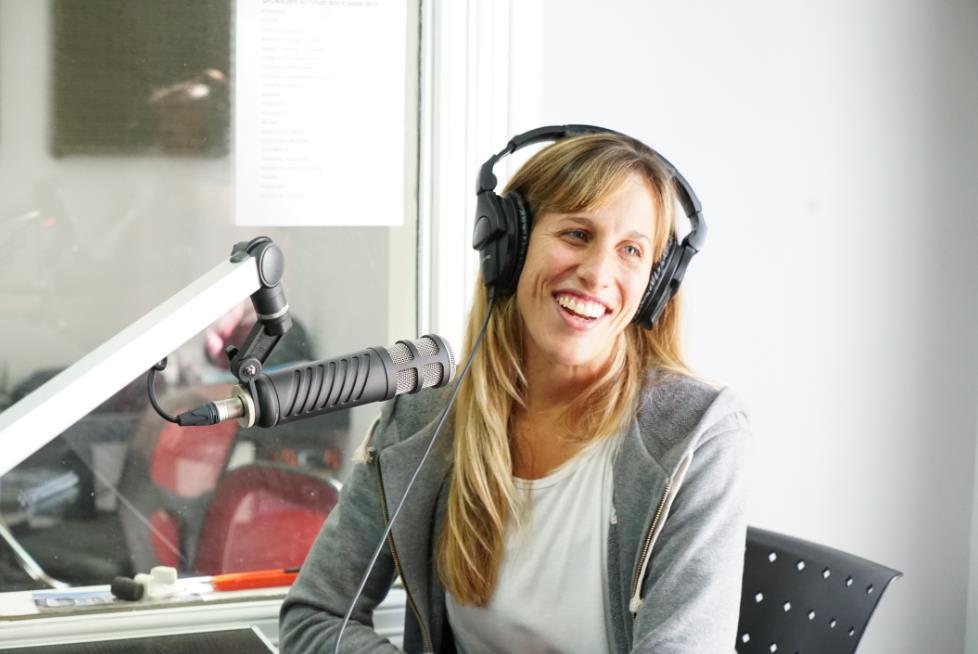 Florencia Martínez confirmó que correrá Actitud Solidaria