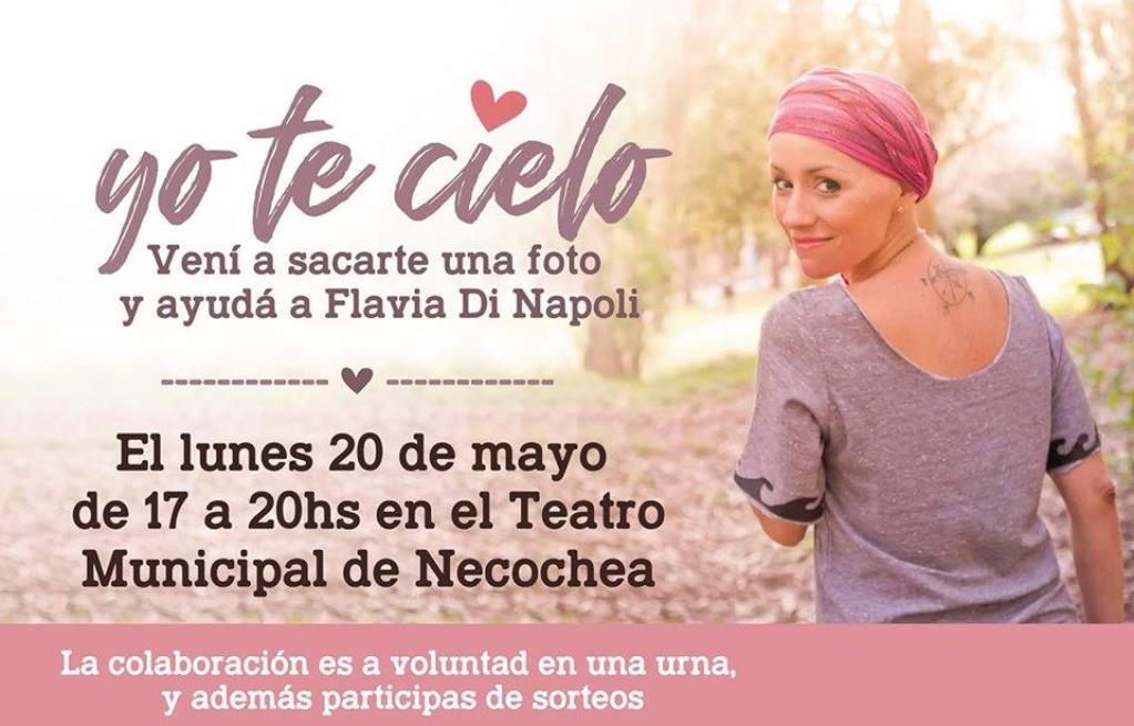 Jimena Gaido dio detalles de la campaña «Yo te Cielo», a beneficio de Flavia Di Nápoli