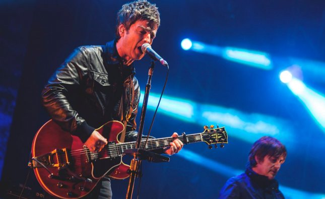 Noel Gallagher's High Flying Birds lanzó su nuevo EP