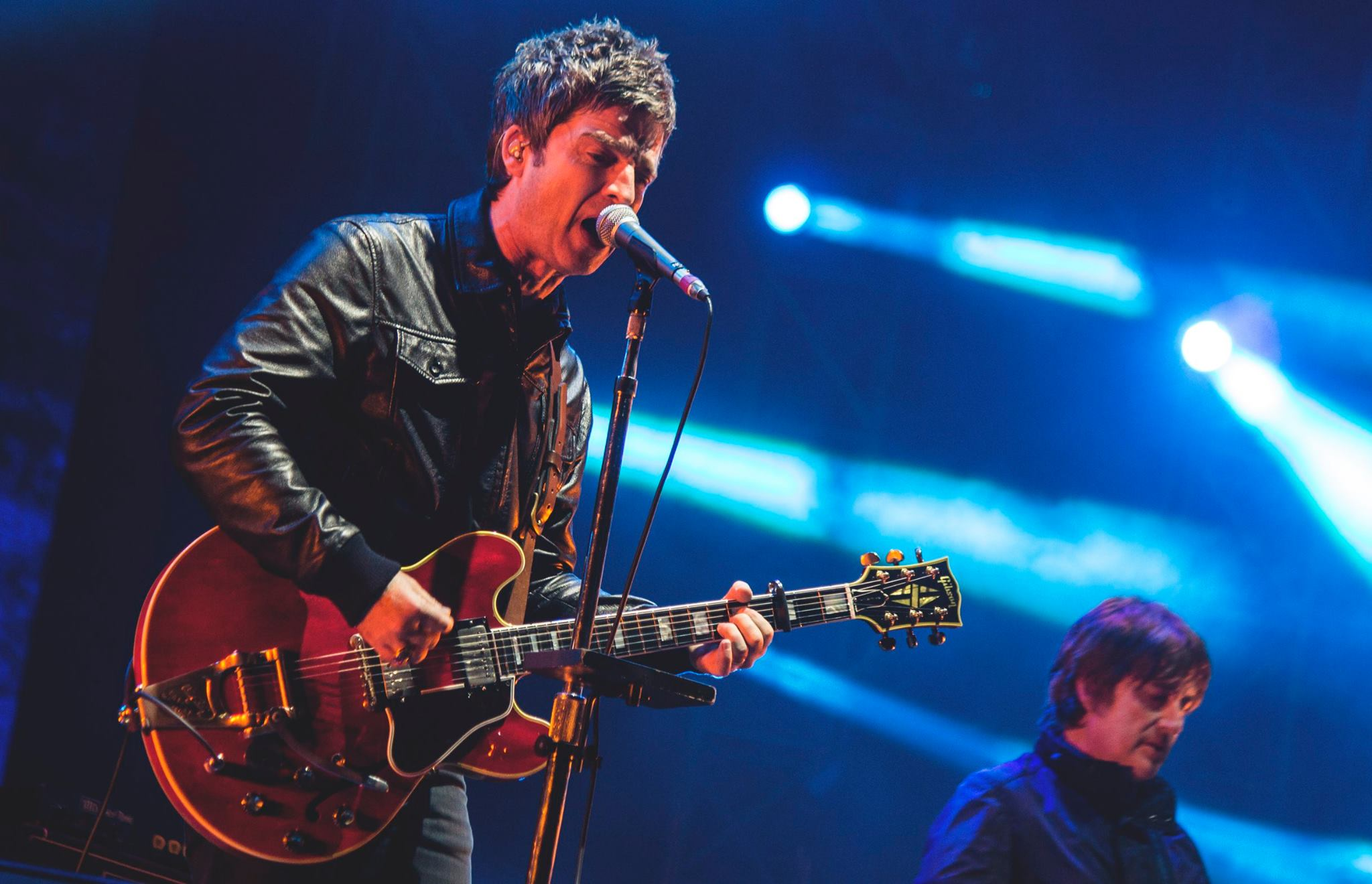 Noel Gallagher's High Flying Birds lanzó su nuevo EP