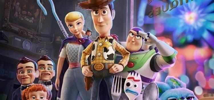 Mirá el tráiler extendido de «Toy Story 4»