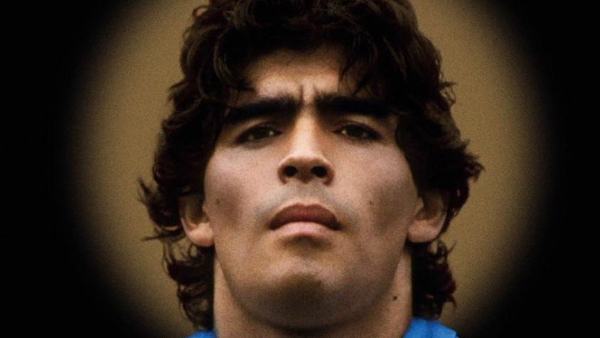 El documental de Maradona estrena afiche y nuevo trailer