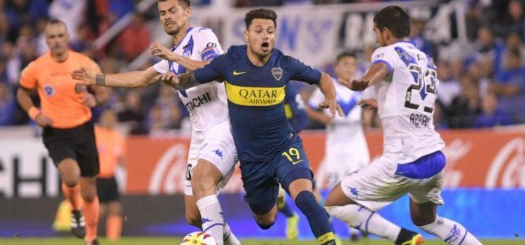 Boca recibe a Vélez por el pase a semifinales de la Copa de la Superliga