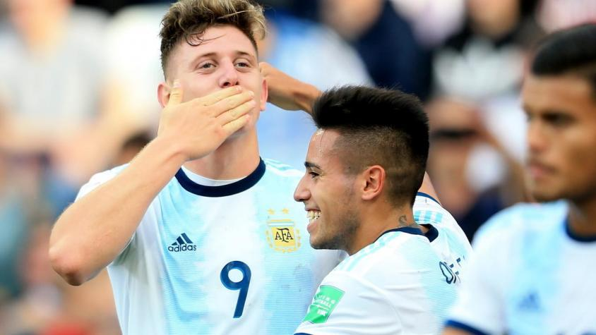 Argentina enfrenta a Corea para terminar primera en el grupo