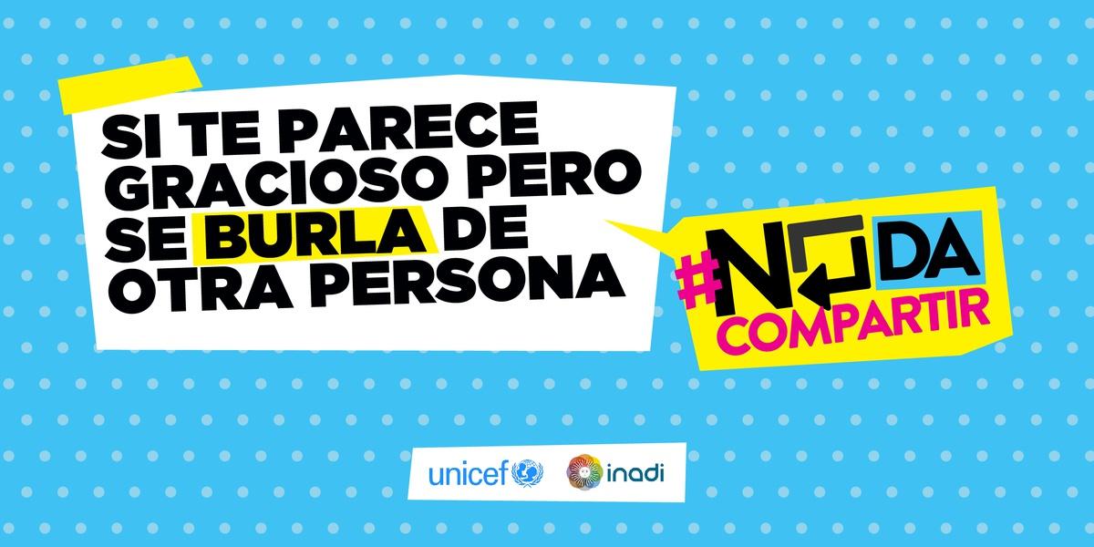 #NoDaCompartir: Unicef y el Inadi hicieron un spot contra el ciberbullying