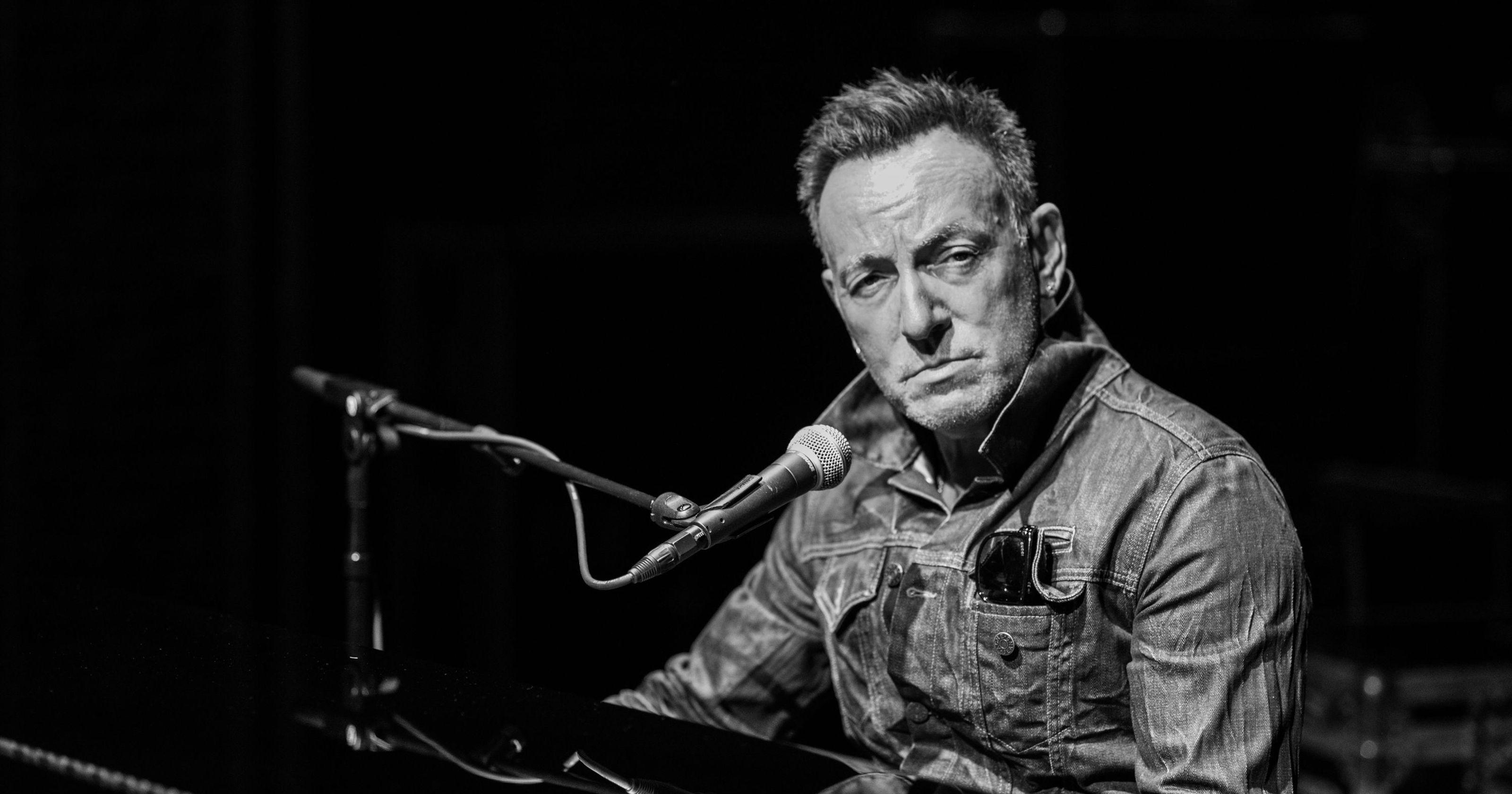 Bruce Springsteen publicó otro adelanto de su próximo disco