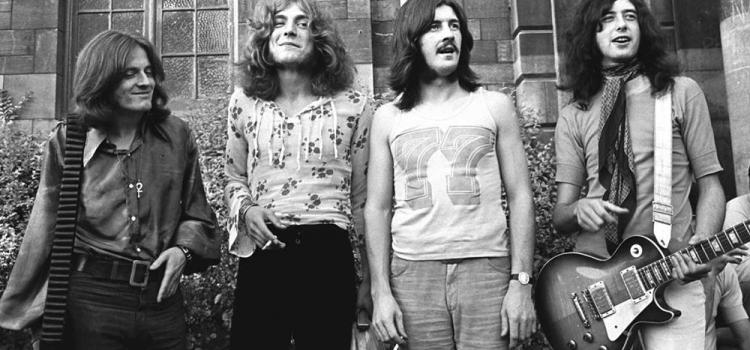 Anuncian documental por los 50 años de Led Zeppelin